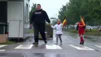 Euro 2016 :  les diables rouges réconcilient les Belges