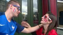 Lille reçoit le troisième match de poule de l'équipe de France France-Suisse