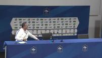 Euro 2016 / conférence de presse avant les 1/8 de finale : Dimitri Payet et Yohan Cabaye