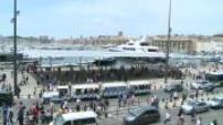 Euro 2016 :  ambiance à Marseille avant le match AngleterreRussie