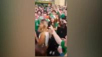 Euro 2016 :  les supporters les plus sympathiques sont les Irlandais !