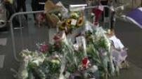 Attentat à Nice : rue bloquée et ITW Christian Estrosi et camion du terroriste criblée de balles