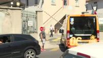 Attentat à Nice : façade de la caserne Auvare où sont interrogés cinq gardés à vue