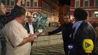 Attentat à Nice : réactions de Cazeneuve, Ciotti et Touraine juste après l'attentat
