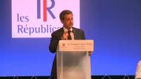 Primary 2017: Meeting Nicolas Sarkozy Speech by Nicolas Sarkozy 2/2 and singing the Marseillaise
