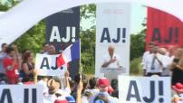 Primaires 2017 : Meeting d'Alain Juppé 2/3