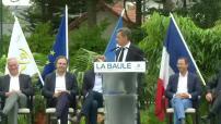 Université d'été des Républicains 2016 : Discours de Nicolas Sarkozy