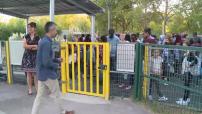 Sécurité renforcée pour la rentrée des classes : rentrée à l'école primaire de Bordeaux
