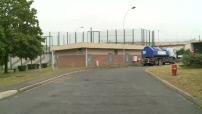 Extérieur prison d'Osny