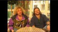 Interview Sammy Hagar and Michael Anthony Van Halen
