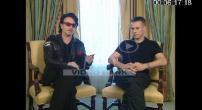 Interview Bono & Larry Mullen