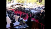 """57ème Festival de Cannes : montée des marches pour """"The Life and death of Peter Sellers"""""""
