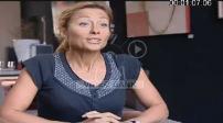 ZONE INTERDITE : ITW Anne-Sophie Lapix