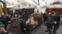 Presidential 2012 Gilbert Collard support Marine Le Pen