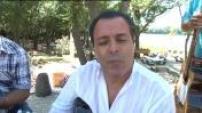 """Interview du groupe """"Chico and the gypsies"""" en compagnie de Patrick Fiori au Patio de Camargue"""