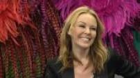 Tournée de Kylie Minogue; ITW Kylie Minogue et coulisse des répétitions du concert à Helsinki [1/2]