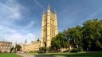 Carte postale du quartier Westminster à Londres