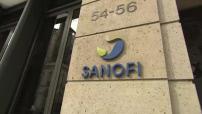 Illustration SANOFI: logo seat