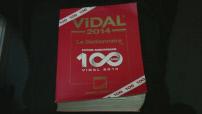 Illustration of VIDAL guide 2014