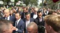 Summer School: Republican rally in La Baule