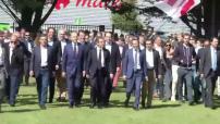 Summer School Republican rally in La Baule