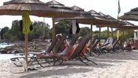 """ITW Patrick Fiori to promote the album """"Corsu Mezu Mezu""""; fig. Corsican beach"""