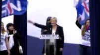 1er mai du Front National : suite du discours Marine Le Pen