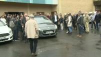 Alain Juppé en campagne électorale en Correze (2)