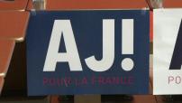 """Le candidat """"Alain Juppé"""" en déplacement sur la dalle d'Argenteuil et réaction de Valérie Pecresse"""