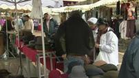 Alain Juppé en campagne électorale en Correze (1)