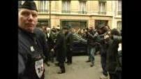 Paris : obsèques Henri Verneuil à la Cathédrale arménienne Saint Jean Baptiste