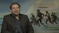 """Cinéma : interview de Gareth Edwards pour la promotion de """"Rogue One : A Star Wars Story"""""""