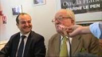 Elections européennes : candidats sud-est :Vincent Peillon, JC Cambadélis et Renaud Muselier
