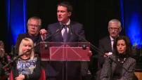 Meeting de Manuel Valls à Audincourt 2/2