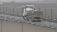 Le mur anti-intrusions de la rocade de Calais est achevé