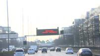 Illustration circulation alternée à Paris pour cause de pollution atmosphérique.