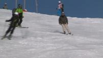 Activité étonnante Parapente à ski