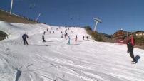 Le ski en tendance connectée