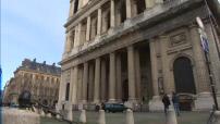 Funeral of Michel Delpech in Paris