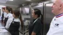 Ecole gastronomique : fabrication de la galette des rois 2/2