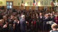 Discours de Manuel Valls lors de meeting à Lievin 1/3