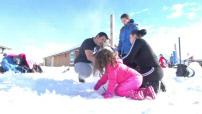 Pemière chute de neige dans les Pyrénées !