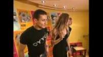 Aziz, Delphine , David (de Loft Story) au Club Med World