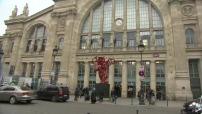 Illustrations de la Gare du Nord à Paris