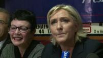 Affaire des assistants parlementaires: Marine Le Pen s'en prend au Parlement européen