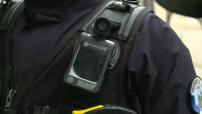 Illustration caméra piéton sur agent de la police municipale de Marseille