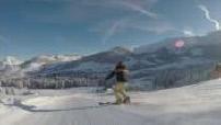 sports d'hiver les skis artisanaux