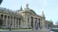 Illustrations du Petit Palais et du Grand Palais à Paris