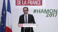 Présidentielle 2017 / Campagne électorale : Benoît Hamon présente son programme électoral à Paris (3/3)