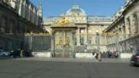 Illustrations du tribunal de grande instance de Paris